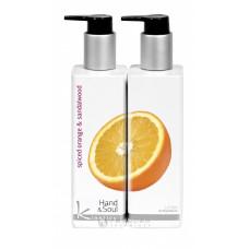 Лосьон для рук и тела Пряный апельсин и сандаловое дерево 250 мл