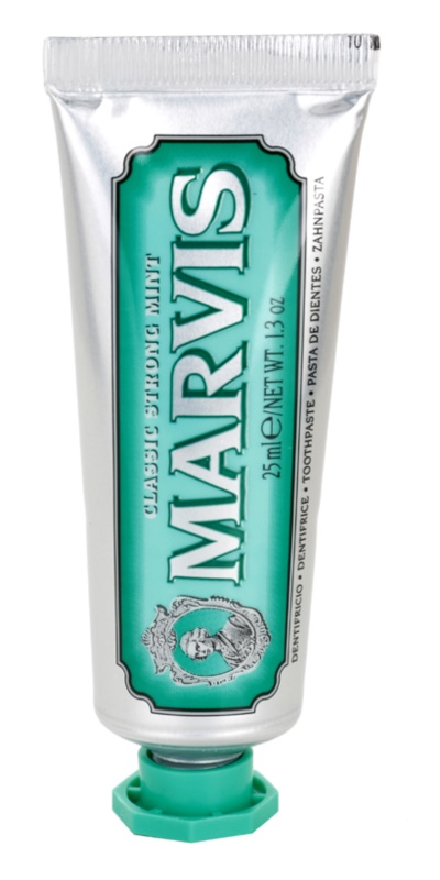 Зубная паста Marvis Classic Strong Mint 25ml